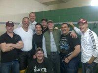 2011 Bruins Movember